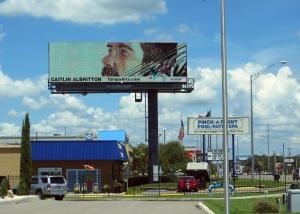 Artpop Tampa Billboard Caitlin Albritton